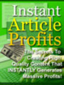 Thumbnail Instant Article Profits