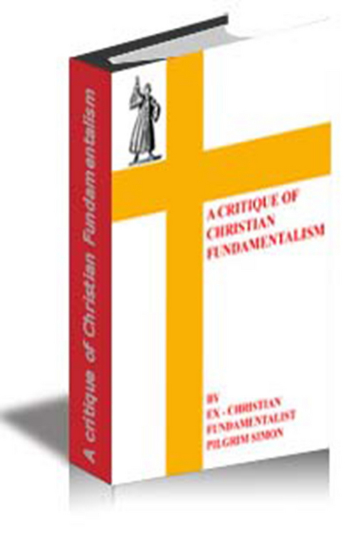 Product picture A critique of Christian Fundamentalism