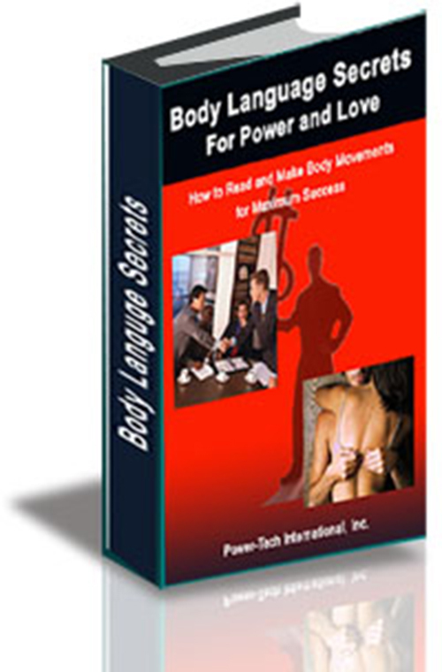 Product picture Body Language Secrets for Power and Love
