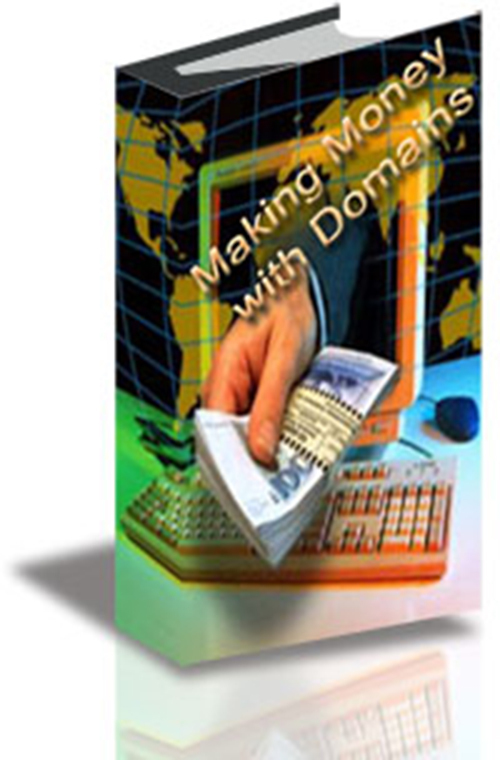 Product picture Domain Name Whitepaper Making Money with Domains